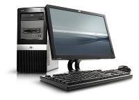 Hewlett Packard SB DX2450 LE-1200 80GB 512MB (KA437UT#ABA) PC Desktop