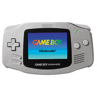 Nintendo Game Boy Advance Console