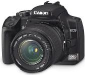 Canon EOS 400D / Rebel XTi Body Only Digital Camera