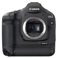 Canon EOS-1D Mark III Body Only Digital Camera