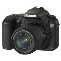 Canon EOS-20D Digital Camera with 18-55mm Lens