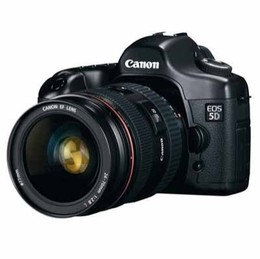 Canon EOS-5D Digital Camera