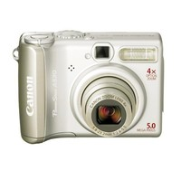 Canon PowerShot A530 Digital Camera