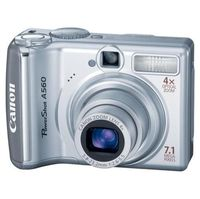 Canon PowerShot A560 Digital Camera