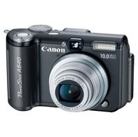 Canon PowerShot A640 Digital Camera