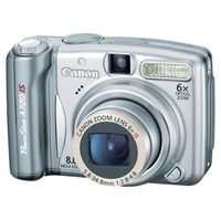 Canon PowerShot A720 IS Digital Camera