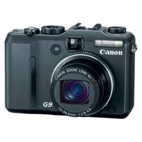 Canon PowerShot G9 Digital Camera