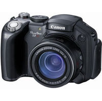 Canon PowerShot S3 IS Digital Camera