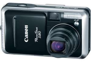 Canon PowerShot S80 Digital Camera