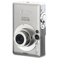 Canon PowerShot SD300 / IXUS 40 Digital Camera