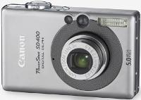 Canon PowerShot SD400 / IXUS 50 Digital Camera