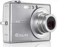Casio EXILIM ZOOM EX-Z600 Digital Camera