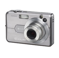 Casio EXILIM ZOOM EX-Z850 Digital Camera