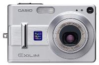 Casio Exilim EX-Z55 Digital Camera