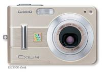 Casio Exilim EX-Z57 Digital Camera