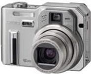 Casio Exilim Pro EX-P600 Digital Camera
