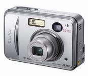 Fuji FinePix A350 Digital Camera