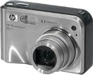 Hewlett Packard Photosmart R817 Digital Camera