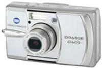 Konica Minolta DiMAGE G600 Digital Camera