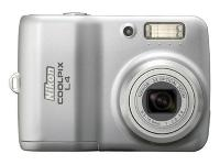 Nikon COOLPIX L4 Digital Camera