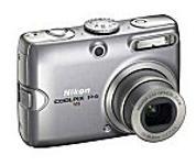 Nikon COOLPIX P4 Digital Camera