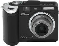 Nikon Coolpix P50 Digital Camera