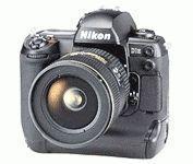 Nikon D1H Set Digital Camera