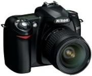 Nikon D50 Digital Camera with 28-80mm Lens