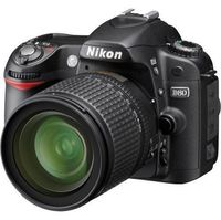 Nikon D80 Digital Camera with 18-55mm Lens