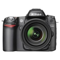 Nikon D80 Digital Camera with Nikkor AF-S 18-70mm f/3.5-4.5 DX Lens