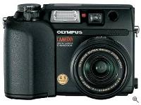 Olympus Camedia C-4040 Zoom Digital Camera
