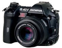 Olympus E-1 Digital Camera