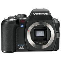Olympus EVOLT E-500 (Body Only) Digital Camera
