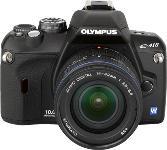 Olympus Evolt E410 10MP Digital SLR Camera Digital Camera with Olympus 14-42mm Zuiko Lens [Outfit] + Olympus FL-36 ...