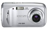 Olympus FE-120 Digital Camera