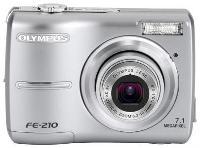 Olympus FE-210 Digital Camera