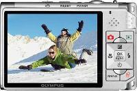 Olympus Stylus 730 Digital Camera