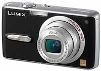 Panasonic DMC-FX07 Digital Camera