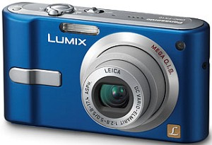 Panasonic Lumix DMC-FX30 Digital Camera
