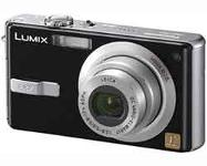 Panasonic Lumix DMC-FX7 Digital Camera