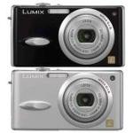 Panasonic Lumix DMC-FX8 Digital Camera