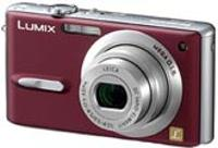Panasonic Lumix DMC-FX9 Digital Camera