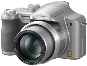 Panasonic Lumix DMC-FZ7 Digital Camera