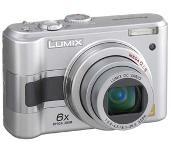 Panasonic Lumix DMC-LZ3 Digital Camera