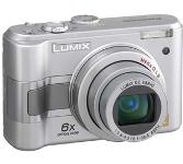 Panasonic Lumix DMC-LZ5 Digital Camera