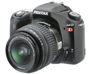 Pentax *ist DL Digital Camera