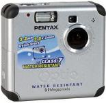 Pentax Optio 33WR Digital Camera