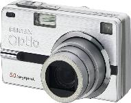 Pentax Optio SV Digital Camera