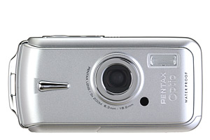 Pentax Optio W10 Digital Camera