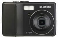 Samsung Digimax S630 Digital Camera
